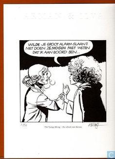 Strip - Arman en Ilva - De ethiek van Xorxoz