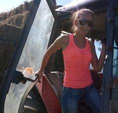 ΕΛΛΗΝΙΚΗ ΔΡΑΣΗ: Η 25χρονη Μυρτώ Λύκα από τη Θεσπρωτία και η φάρμα ...