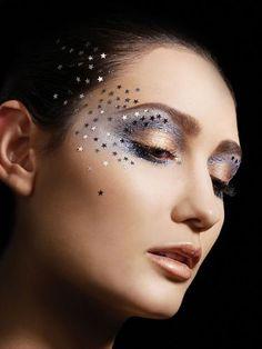 Βάλε αστεράκια στο μακιγιάζ σου!!! | EimaiOmorfi.gr