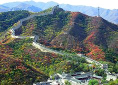 Great Wall of China - one place that is even more impressive in person!