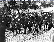 Marcia su Roma - Wikipedia