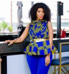 African Dresses Plus Size, Short Ankara Dresses, African Fashion Dresses, Diva Fashion, Ethnic Fashion, Fashion Design, African Attire, African Wear, African Style