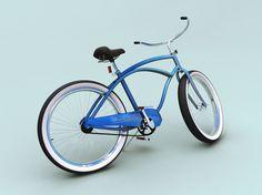 Vélo de plage, Beach Cruiser