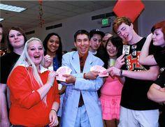 Hoquiam high school #grad #party with #magician Jeff Evans.