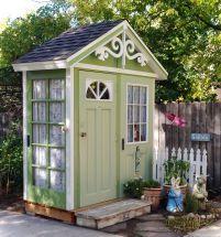Inspiring garden shed ideas you can afford 10