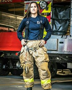Southern Female Firefighters create