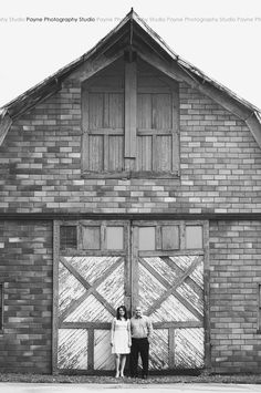 Old barns are cool