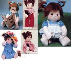 Free Doll Pattern Buffy - Marina Beltran - Picasa Web Albums