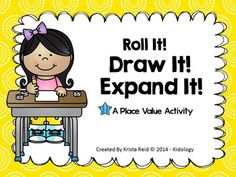 Check out this place value Freebie! This no prep activity will have your students practicing and reinforcing their understanding of place value to the hundreds place, in a fun and engaging way. Place Value Activities, Math Place Value, Work Activities, Place Values, Math Stations, Math Centers, Teaching Math, Creative Teaching, Teaching Ideas