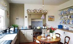The best fitted and freestanding Shaker kitchens to suit all budgets