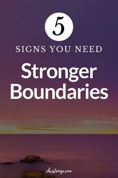 Boundary setting is an important part of creating healthy relationships. To grow personally or to grow as a couple it may be time to think about the boundaries in your relationships. Learn 5 signs that you may need to be setting stronger boundaries. #relationships #relationshipgoals #relationshiptips #couplegoals #relationshipadvice #boundaries #personalgrowth #selfcare #selflove #empowerment Sensitive People, Highly Sensitive, Awakening Quotes, Spiritual Awakening, Positive Psychology, Positive Mindset, Psychic Development, Personal Development, Personal Growth Quotes
