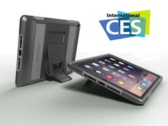 Introducing the new Pelican ProGear™ Voyager iPad Cases! Debuting at #CES in January! #TechTuesday #CES2015
