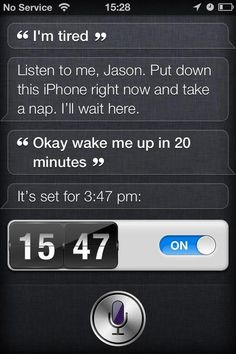 15 Hilarious Conversations With Siri @jessileejoni