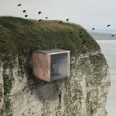 London Metropolitan University Leeds Metropolitan University graduate Charlotte Wilson was awarded Best in Show at London graduate show Free Range this year for her proposal to convert a bunker into a museum.
