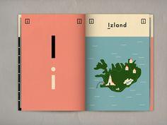 Ejemplo de Visual-Verbal, un libro para niños que enseña el abecedario húngaro.