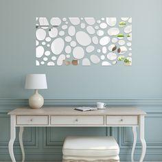 Moderné zrkadlá v tvare kameňa Vanity, Mirror, Furniture, Home Decor, Vanity Area, Homemade Home Decor, Lowboy, Dressing Tables, Mirrors