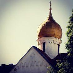 Russian orthodox church at Tamandare Street, Liberdade. (Sao Paulo/Brazil)