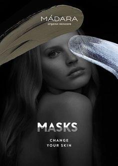 """Absolute """"Lieblings-Produkte"""" von Madara Organic Skincare. Detox Maske mit 1000j Waldschlamm & AHA Peel Maske mit Frucht und Milchsäuren - für eine verjüngte, frische Haut!"""
