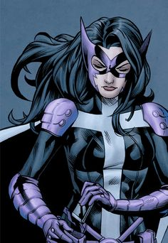 huntress comic book covers - Google Search