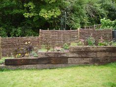 Garden Design Using Railway Sleepers pinskye ella on garden | pinterest | railway sleepers
