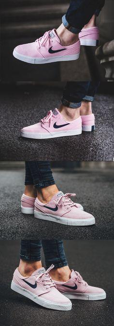 half off 36d1c 1f03a  Nike  SB  Janoski  Prism  Pink