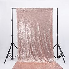 Zdada 4ftx6.5ft Holiday Party Photo Booth Backdrop Sequin...