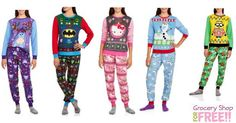 Womens 2pc Pajama Sets Just $8.50!  Down From $17  Many Styles!