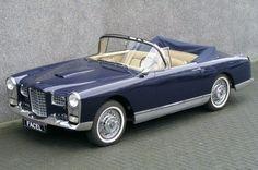 1956 Facel Vega FV2B Cabriolet