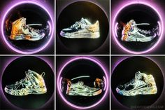 "Nike Area 72 ""Chrome Collection"""