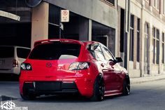 I'm in love with this Mazda.