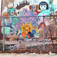 artiste/ London Kaye_ Space cadet_Hewes & S. 4th St., Brooklyn
