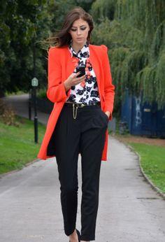 #SpanishRose #powerdress #businesswear #officeattire #workwear #businesswoman #passion #success #happiness