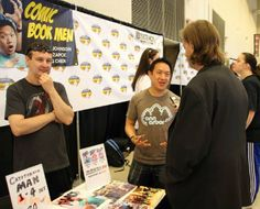 Interview - Ming and Walt from AMC's Comic Book Men