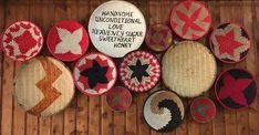 Bulk African Wall Basket 100 Wall Hanging ArtCenter | Etsy