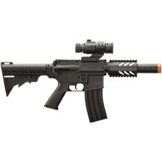 Crosman Pulse R77 AEG Airsoft Rifle Clear Review Buy Now
