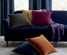 The Top Fall Colors for a Modern Palette