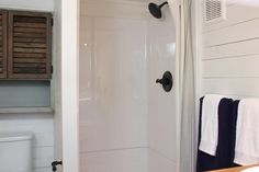 Shower Stall - Tiny Getaway by Handcrafted Movement