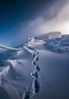Mt. Sniezka - Karkonosze Mountains, Poland