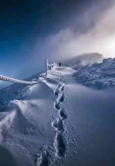 Mt. Sniezka - Karkonosze Mountains, Poland