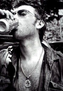 damon albarn drinkin coke