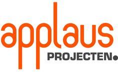 Logo Applaus Projecten Maurice de Lange www.mauricedelange.nl