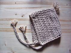 Crochet pattern pixie hat SCHEMA Uncinetto  Cappello da elfo con di InvenzioniDiFilo su Etsy bonnet baby toddler elf