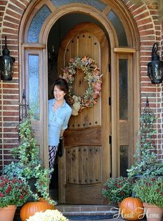 My home tour- All Things Heart and Home!