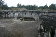 1. Battery Russel at Fort Stevens State Park. Oregon Tourism, Oregon Travel, Underground Tour, Oregon Road Trip, Most Haunted Places, Places In America, Oregon Coast, State Parks, Places To See