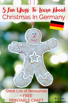 Christmas in Germany unit-- Christmas around the world