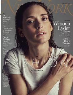 Winona Ryder for New York Magazine
