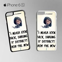 The Incredible, Edna for Iphone 4/4S Iphone 5/5S/5C/6/6S/6S Plus/6 Plus/7/7 Plus Phone case