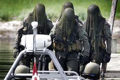 The Danish equivalent of the Navy Seals : pics
