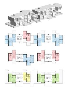 The winning results of the Sydney Affordable Housing Challenge plan masse plan university design architecture plan Small House Architecture, Plan Concept Architecture, Social Housing Architecture, Architecture Résidentielle, Education Architecture, Architecture Sketchbook, Architecture Graphics, Victorian Architecture, Cultural Architecture
