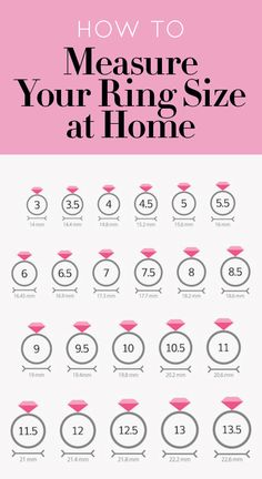 Guide for How to Measure Your Ring Size at Home A guide for how to measure your ring size at home. Guide for How to Measure Your Ring Size at Home A guide for how to measure your ring size at home.A guide for how to measure your ring size at home. Measure Ring Size, Jewelry Accessories, Women Jewelry, Fashion Jewelry, Fashion Accessories, How To Measure Yourself, Sterling Silver Rings, Silver Jewelry, Jewelry Rings
